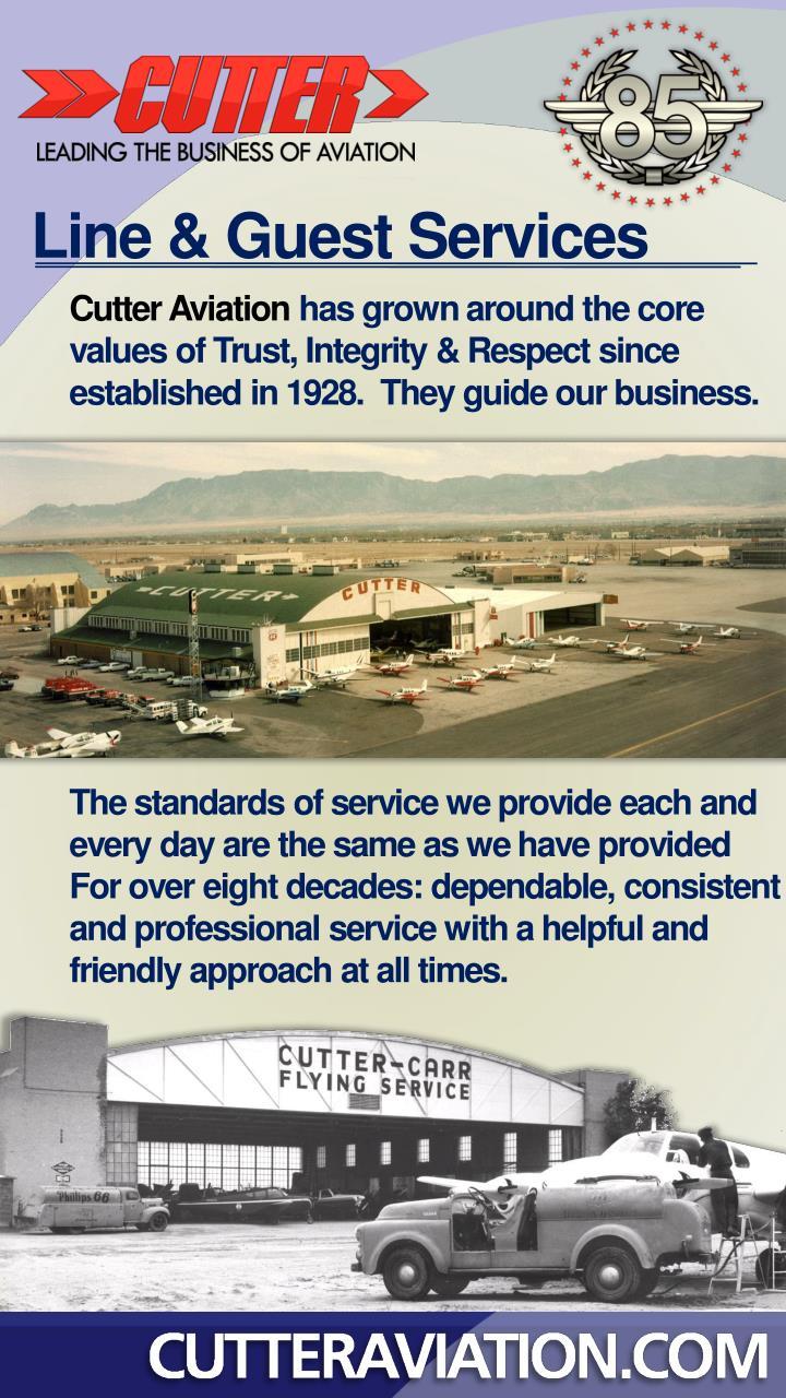 Line & Guest Services