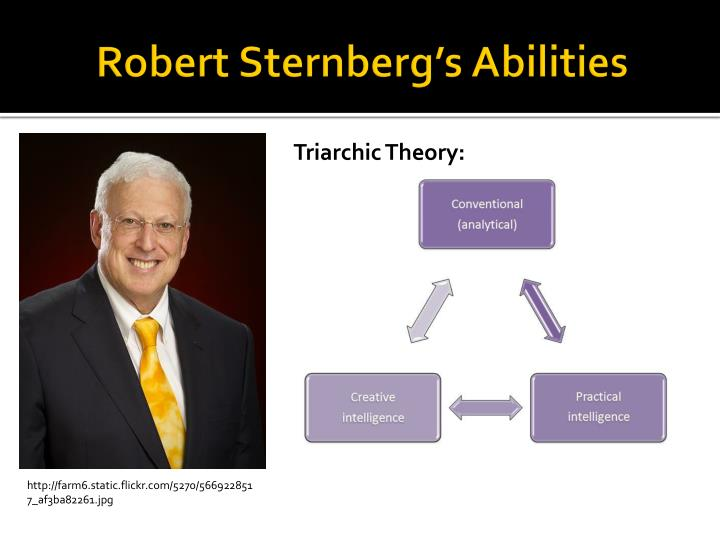 Robert Sternberg's Abilities
