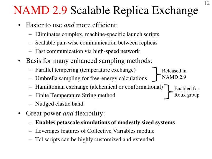 NAMD 2.9