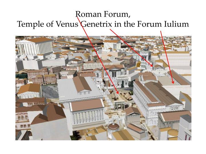 Roman Forum,