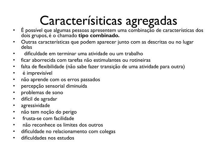 Caracterísiticas