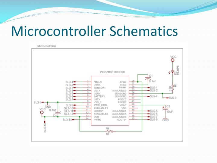 Microcontroller Schematics
