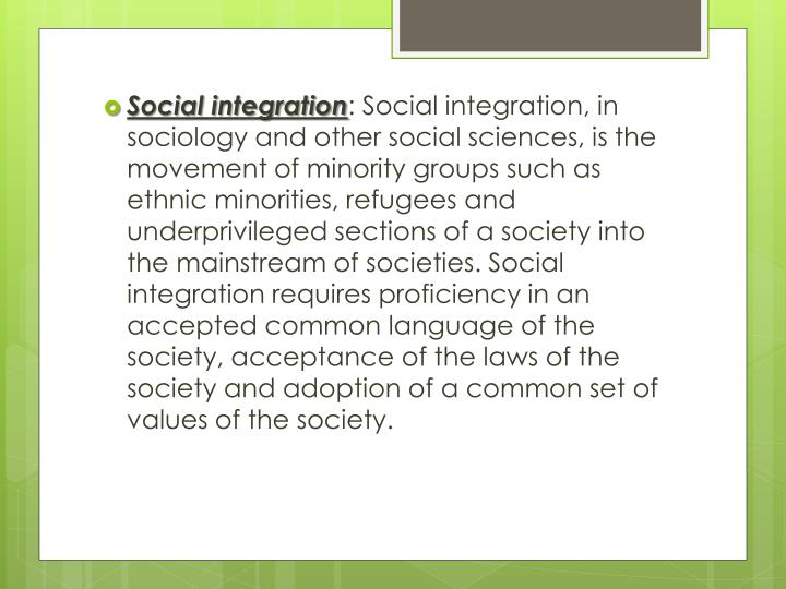the sociological concept of minority can be described as a Grate a variety of concepts and research findings covered in our sociology  courses 3) allows us to assess  complete the exercises described here with  help from us as needed  arships to minorities for which whites can not apply  only 15.
