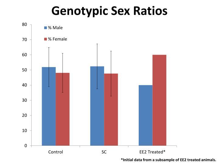 Genotypic Sex Ratios