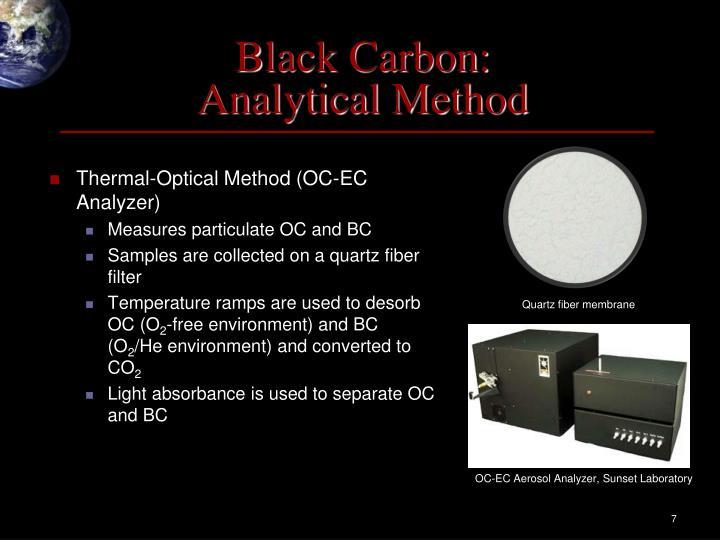 Black Carbon: