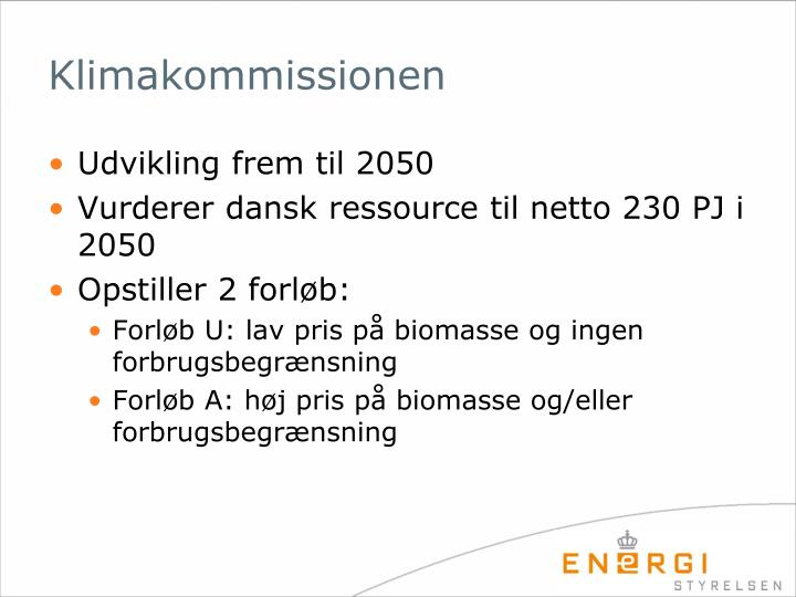 Klimakommissionen