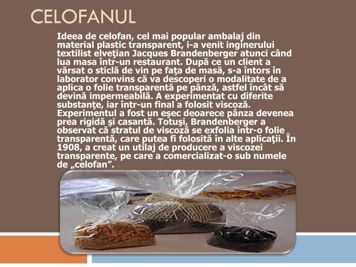 Celofanul