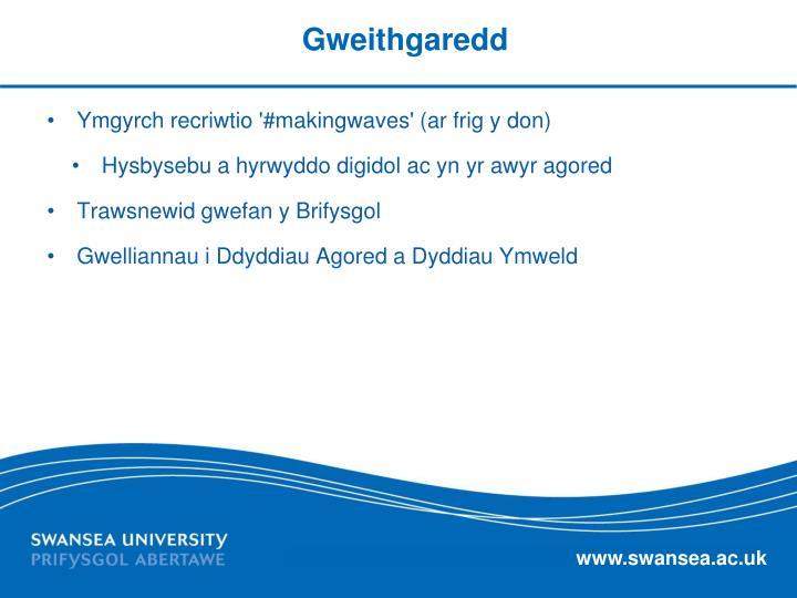 Gweithgaredd