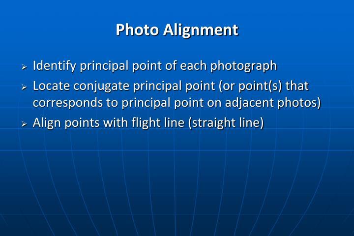 Photo Alignment