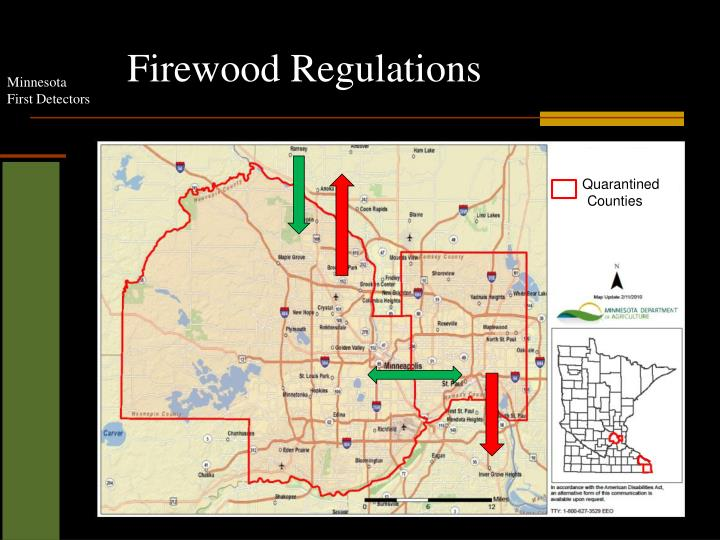 Firewood Regulations