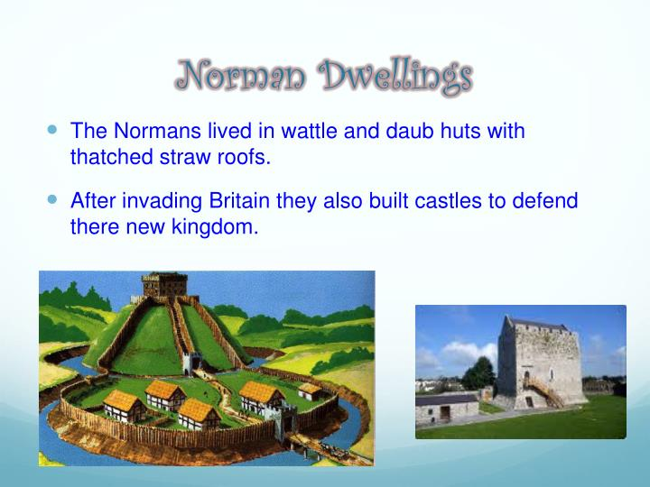 Norman Dwellings