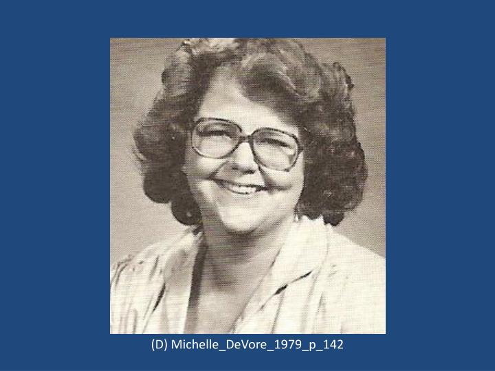 (D) Michelle_DeVore_1979_p_142