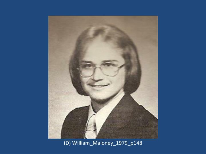 (D) William_Maloney_1979_p148