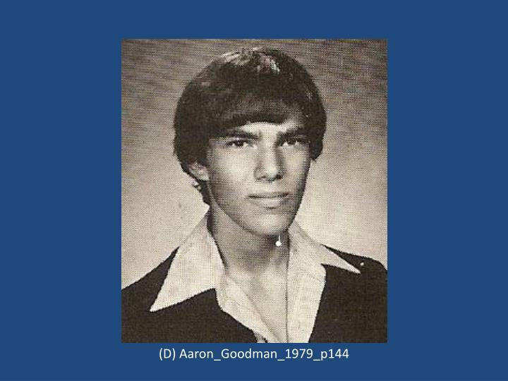 (D) Aaron_Goodman_1979_p144