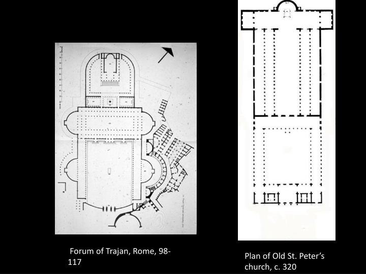 Forum of Trajan, Rome, 98-117