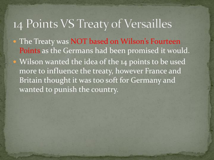 the purpose of the treaty of versailles The treaty of versailles the treaty of versailles was the peace settlement signed after world war one had ended in 1918 and in the shadow of the russian.