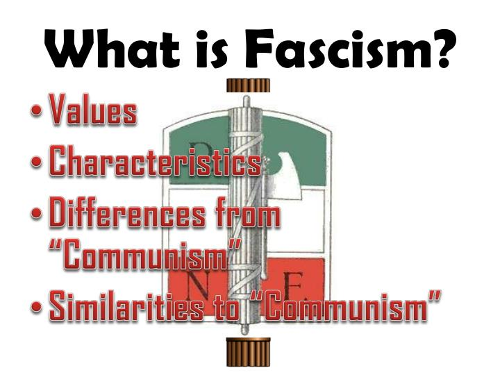 understanding fascism and its emergence The rise of fascism and nazism the great war period was a turning point in european history it had reshaped the economic, political and demographic landscape of europe the industrial revolution and the emergence of advanced military technology at the end of the nineteenth century changed the way .