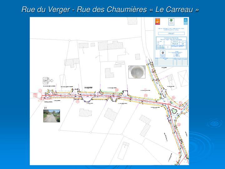 Rue du