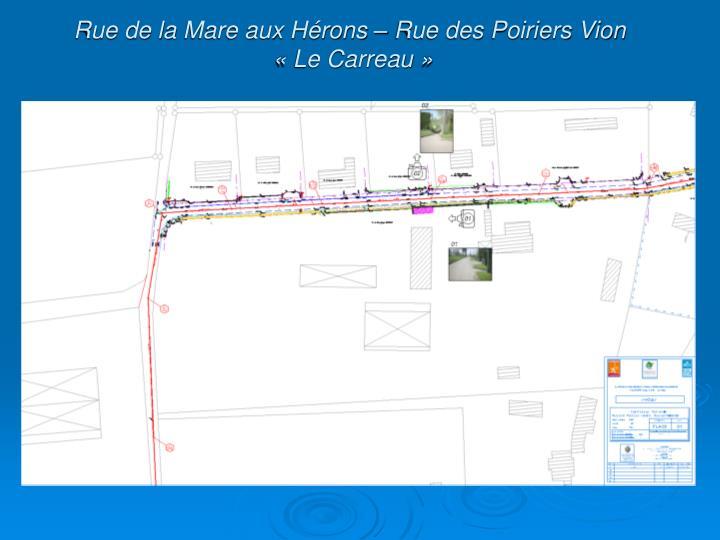 Rue de la