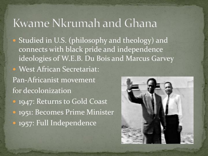 Kwame Nkrumah and Ghana