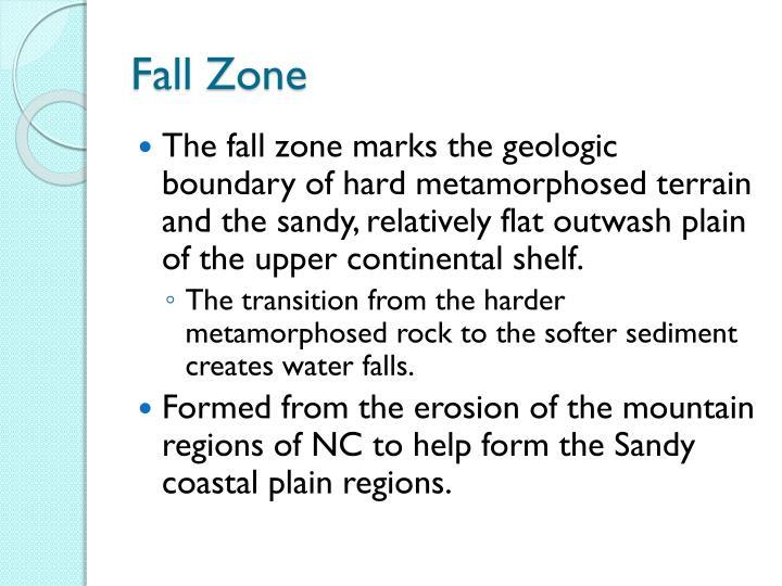 Fall Zone