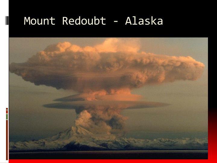 Mount Redoubt - Alaska