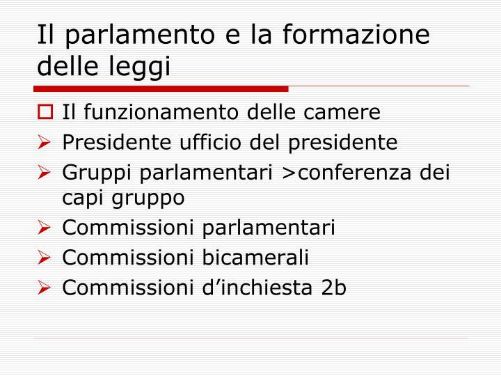 Ppt forme di stato e di governo powerpoint presentation for Formazione parlamento