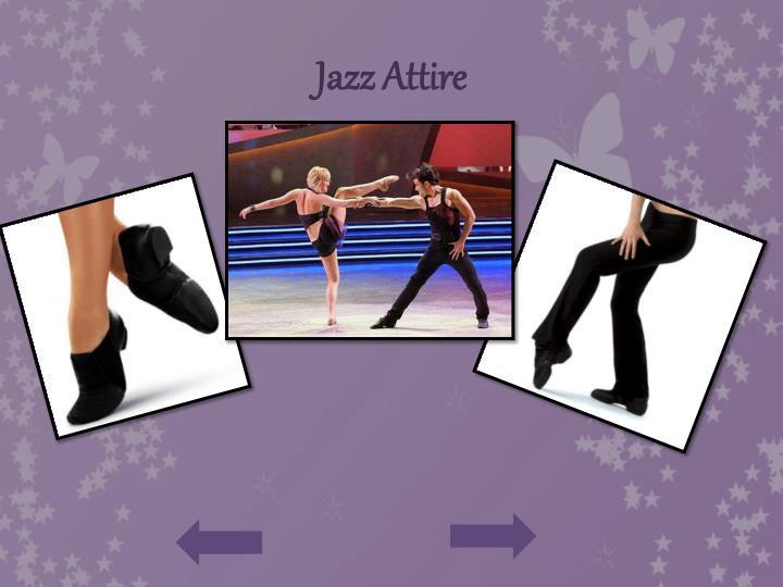 Jazz Attire