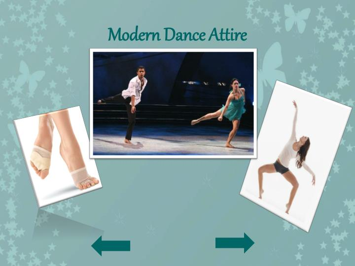 Modern Dance Attire