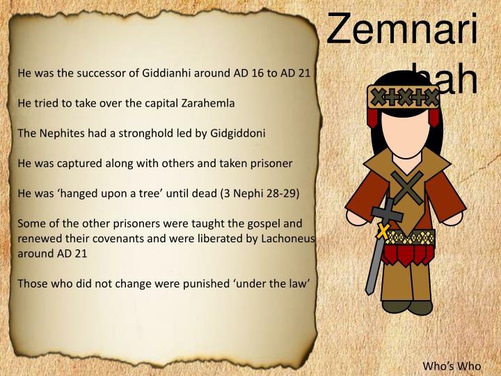 Zemnarihah