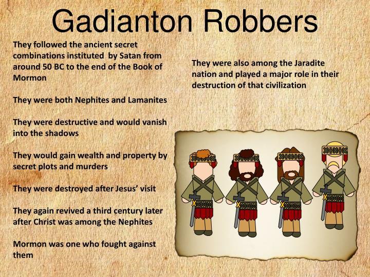 Gadianton Robbers