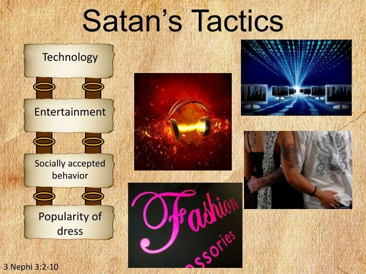 Satan's Tactics