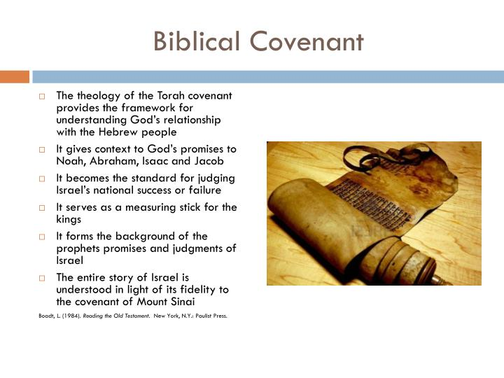 Biblical Covenant