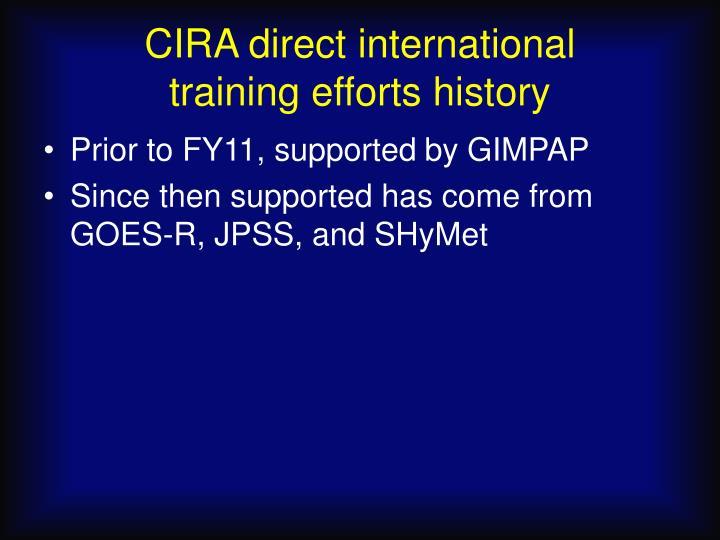CIRA direct international