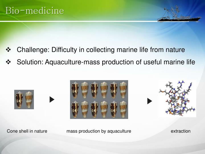 Bio-medicine