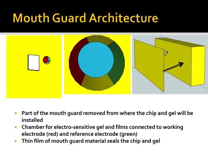 Mouth Guard Architecture