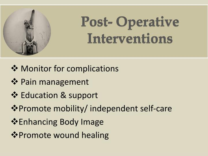 care plan post op • wound care • lower limb • remove foley within 2 days post-op hip arthoplasty: post-operative nursing management author: eva created date.