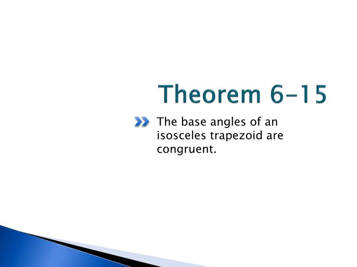 Theorem 6-15