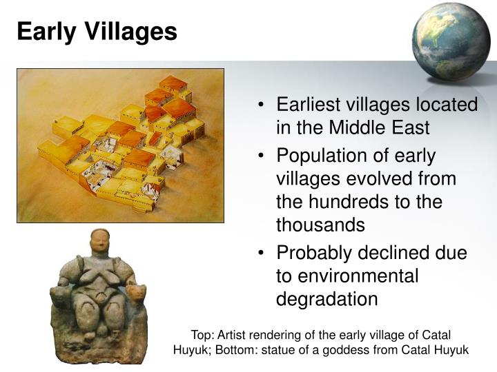 Early Villages