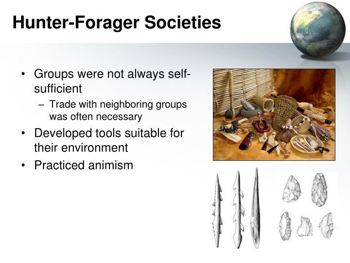 Hunter-Forager Societies