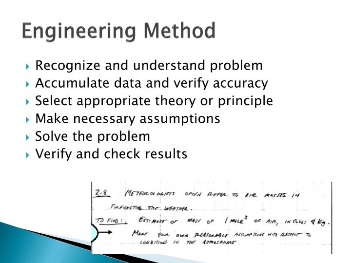 Engineering Method