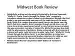 midwest book review