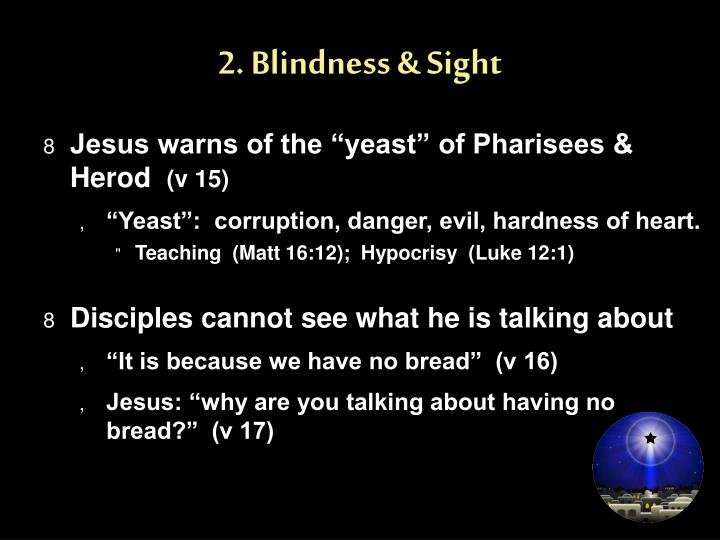 2. Blindness & Sight