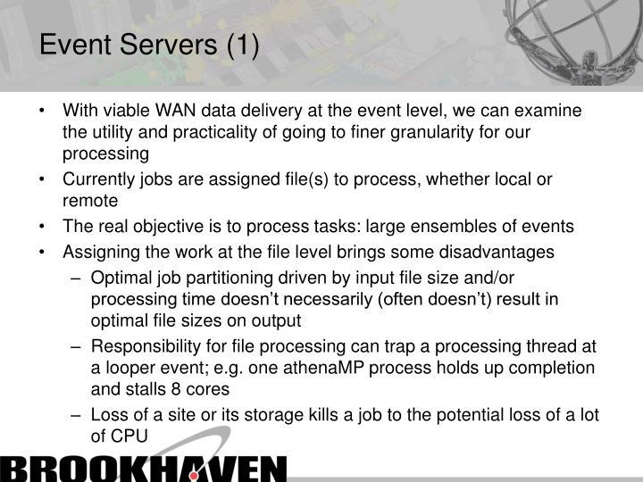Event Servers (1)