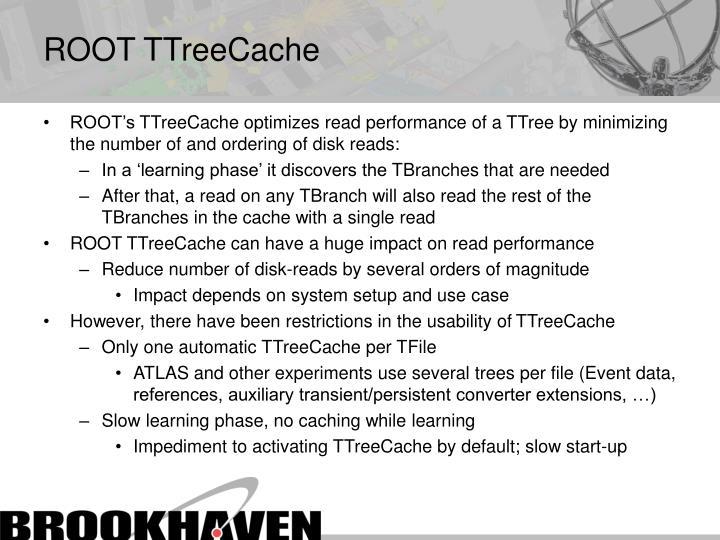 ROOT TTreeCache