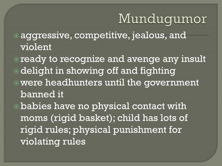 Mundugumor