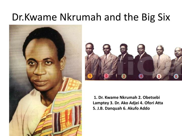 Dr.Kwame