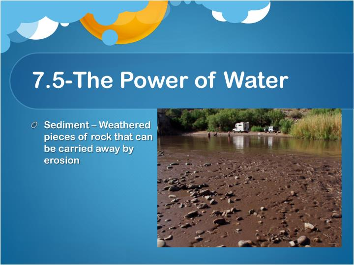 7.5-The Power of Water