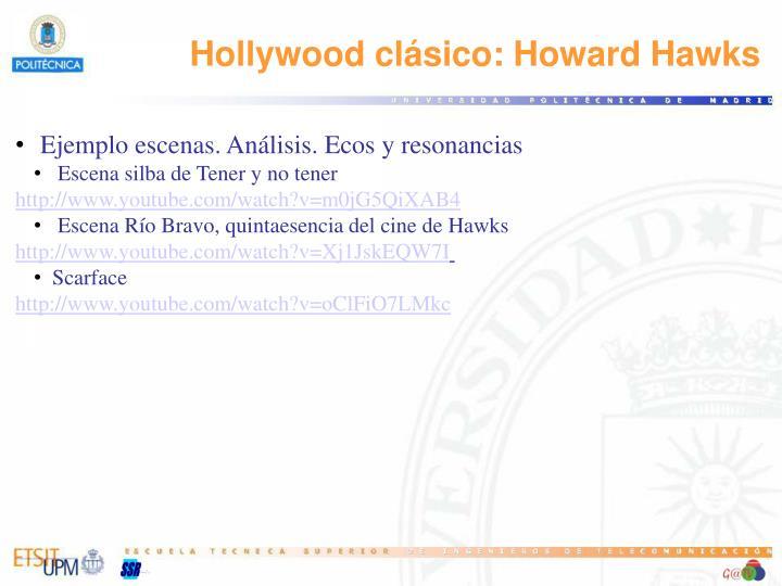 Hollywood clásico: Howard