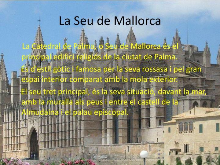 La Seu de Mallorca